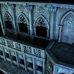 Castillo de Hades | Saint Seiya | SAMA Dioramas 7