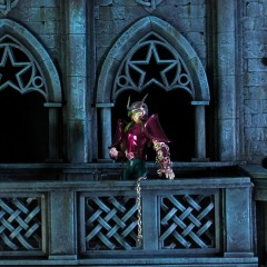 Castillo de Hades | Saint Seiya | SAMA Dioramas 8