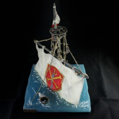 Jack Sparrow Arrives SAMA Dioramas 1