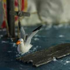 Jack Sparrow Arrives SAMA Dioramas 9