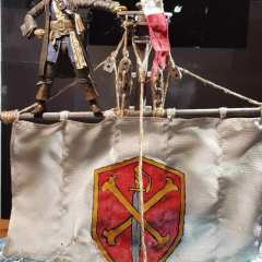 Jack Sparrow Arrives SAMA Dioramas 11